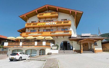 Rakousko - Alpbachtal / Wildschönau na 8 dnů, polopenze