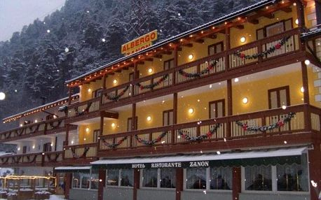 Itálie - Val di Fiemme na 6-8 dnů, polopenze
