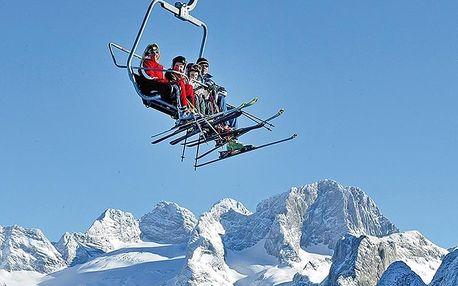 Rakousko - Dachstein West na 6-8 dnů, polopenze