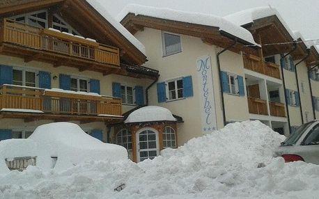 Itálie - Val di Fiemme na 8 dnů