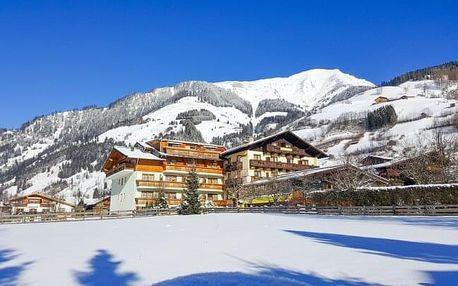 Vysoké Taury v blízkosti ski areálů: Hotel Sonnhof *** s wellness, výhodami a polopenzí + děti zdarma