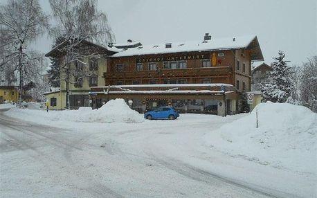 Rakousko - Saalbach - Hinterglemm na 6-8 dnů, polopenze