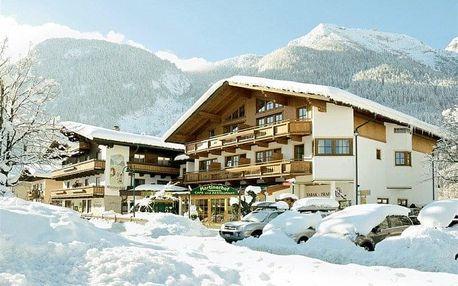 Rakousko - Salcbursko na 6-8 dnů, all inclusive