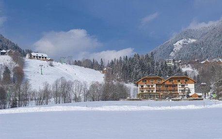 Rakousko - Bad Kleinkirchheim na 6-8 dnů, polopenze