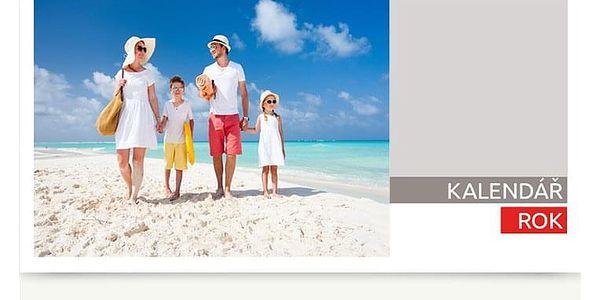 Měsíční kalendář – nástěnný A44
