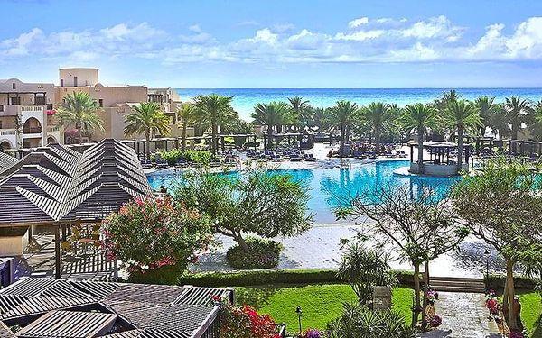 Hotel Iberotel Miramar Al Aqah Beach Resort, Dubaj, letecky, snídaně v ceně2