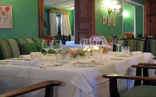 Hotel Schloss Münichau – Reith bei Kitzbühel, Kitzbühel / Mittersill, Rakousko, Kitzbühel / Mittersill, vlastní doprava, polopenze2