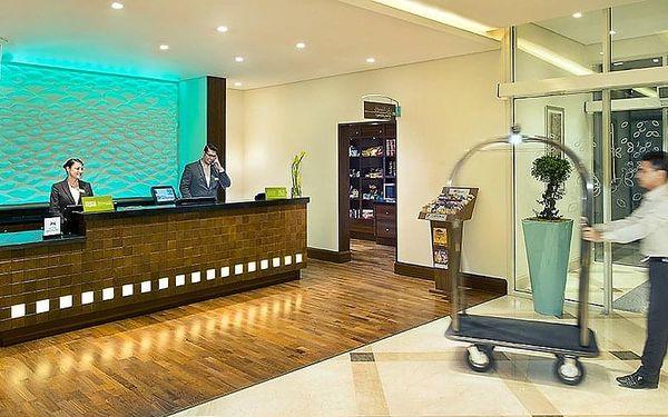 Hotel Hilton Garden Inn Dubai Al Mina, Dubaj, letecky, snídaně v ceně2