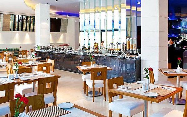 Hotel Marina Byblos, Dubaj, letecky, snídaně v ceně2