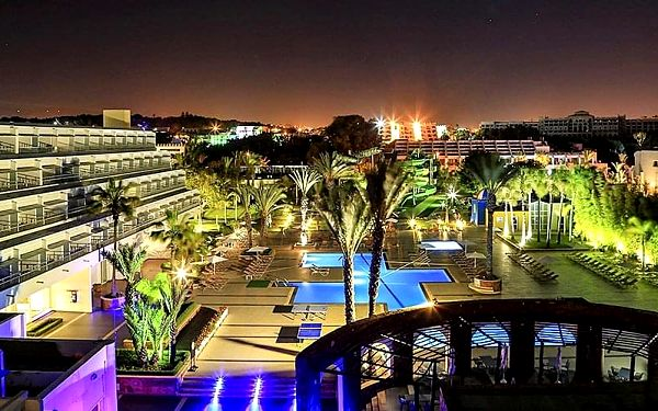 Hotel Labranda Amadil Beach, Agadir, letecky, all inclusive2
