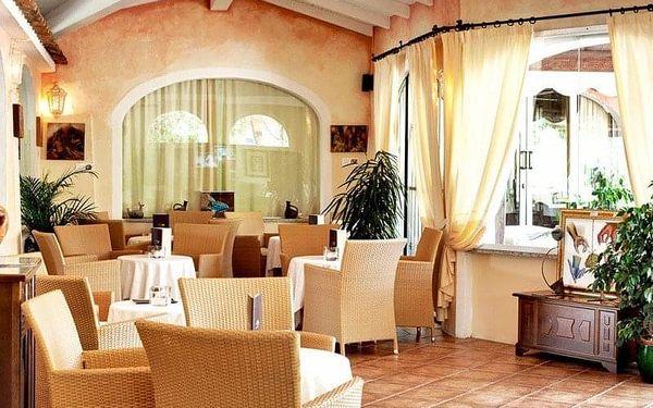 Colonna Country & Sporting Club, Sardinie / Sardegna, Itálie, Sardinie / Sardegna, letecky, snídaně v ceně2