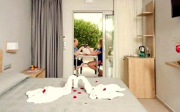 HOTEL LISA MARY, Kréta, Řecko, Kréta, letecky, all inclusive2