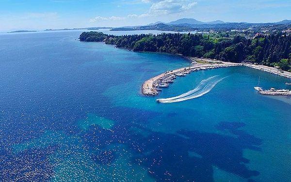 Hotel Ipsos Beach, Korfu, letecky, snídaně v ceně3