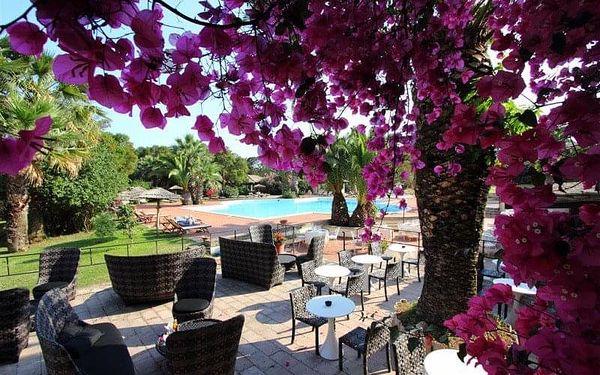 Costa dei Fiori, Sardinie / Sardegna, Itálie, Sardinie / Sardegna, letecky, snídaně v ceně4