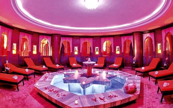 Hotel Labranda Amadil Beach, Agadir, letecky, all inclusive4