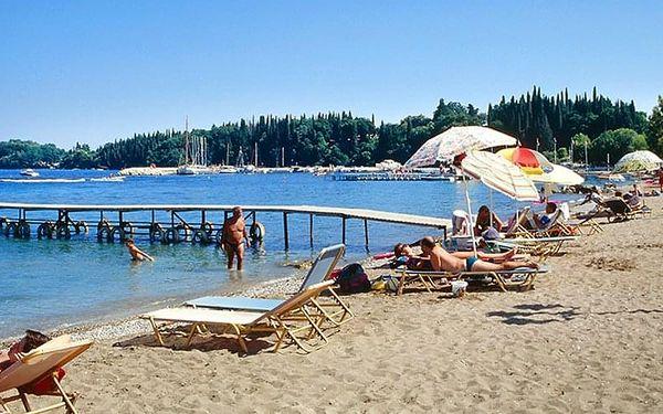 Hotel Ipsos Beach, Korfu, letecky, snídaně v ceně4