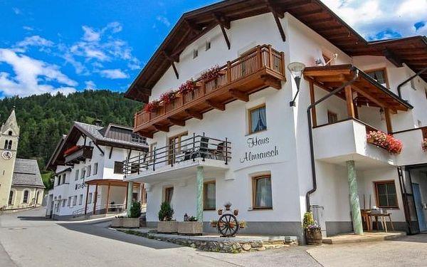 Almrausch, Tyrolsko, Rakousko, Tyrolsko, vlastní doprava, bez stravy5
