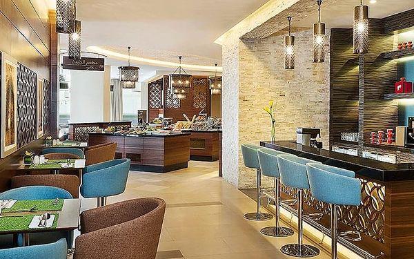 Hotel Hilton Garden Inn Dubai Al Mina, Dubaj, letecky, snídaně v ceně3