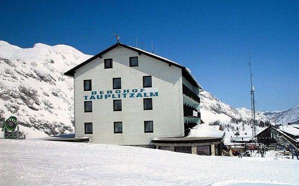 Berghof Tauplitzalm *** - zima 20/21, Tauplitz, Rakousko, Tauplitz, vlastní doprava, polopenze3