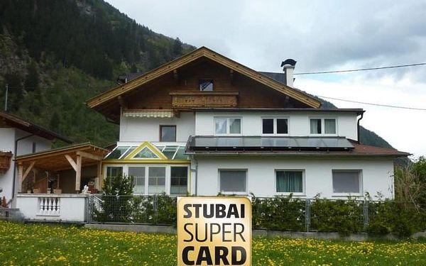 APART TOSCANA, Stubaital, Rakousko, Stubaital, vlastní doprava, bez stravy3