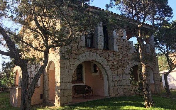 Colonna Country & Sporting Club, Sardinie / Sardegna, Itálie, Sardinie / Sardegna, letecky, snídaně v ceně5