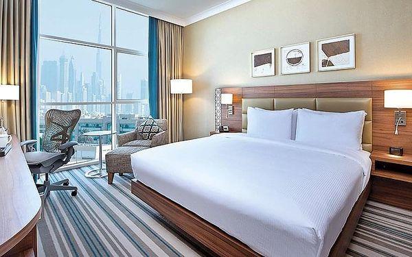Hotel Hilton Garden Inn Dubai Al Mina, Dubaj, letecky, snídaně v ceně4