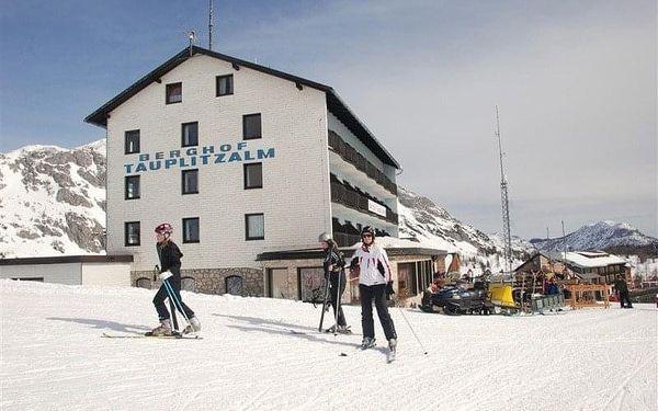 Berghof Tauplitzalm *** - zima 20/21, Tauplitz, Rakousko, Tauplitz, vlastní doprava, polopenze4