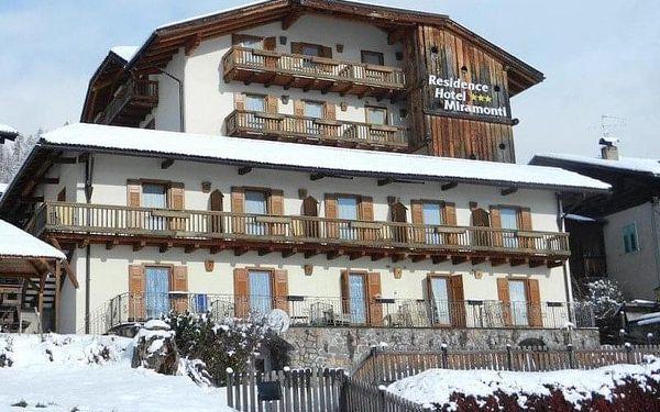 Itálie - Val di Fiemme na 6-9 dnů