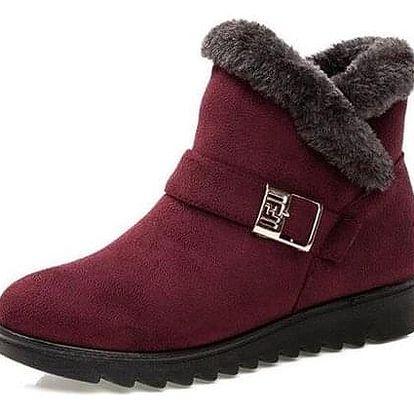 Dámské zateplené boty Toni