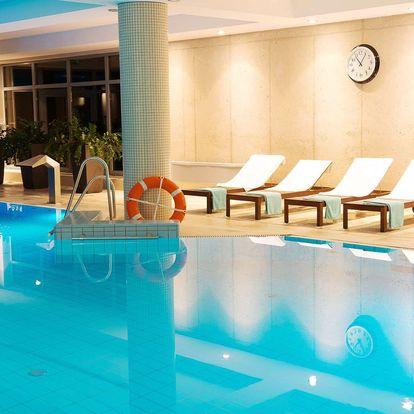 Luxus v polském Hotelu Dwór Elizy*** s neomezeným wellness a polopenzí