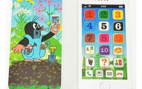Teddies Krtkův naučný mobil s krytem, 13 x 6 cm