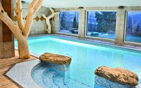 Romantický pobyt v Apartmánu VIP LUX v Podlesí
