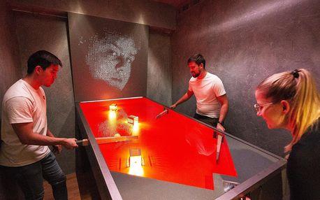 Prison Island: nová indoorová hra pro páry i týmy
