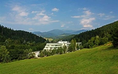 Střední Slovensko na 4-8 dnů
