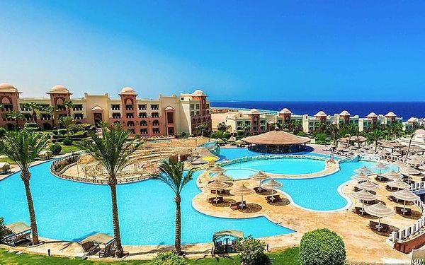 Hotel Serenity Makadi Beach, Hurghada, letecky, all inclusive2