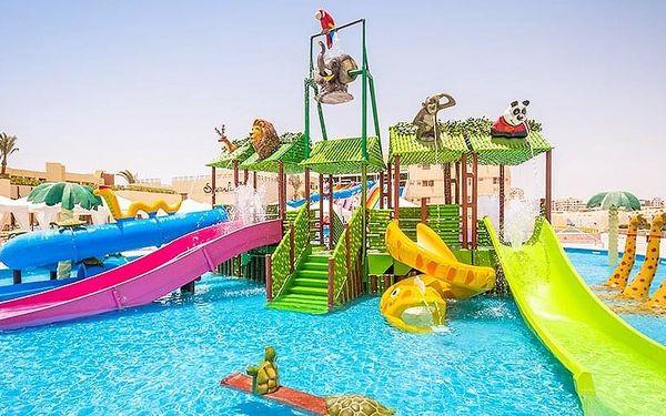 Hotel Sunny Days Mirette Family Resort, Hurghada, letecky, all inclusive5