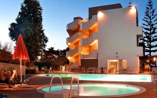 HOTEL HERMES, Kréta, Řecko, Kréta, letecky, polopenze4