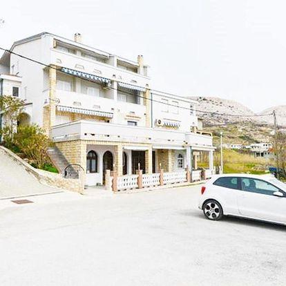 Chorvatsko, Pag: Apartments Galinec