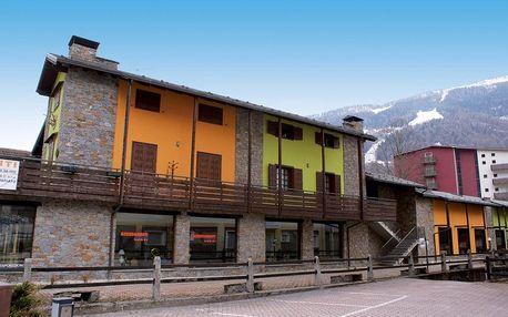 Itálie - Aprica na 6-8 dnů