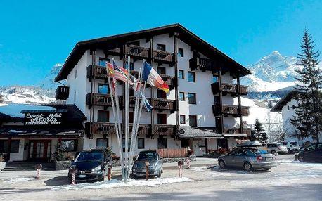 Itálie - Alta Badia na 4-8 dnů