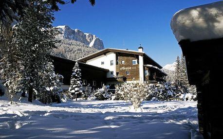 Itálie - Alta Badia na 5-8 dnů, polopenze