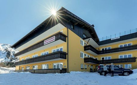 Rakousko - Nassfeld na 4-8 dnů