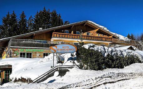 Rakousko - Schladming - Dachstein na 8 dnů, polopenze