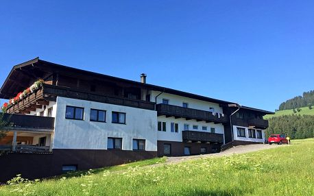 Rakousko - Brixental na 8 dnů, polopenze
