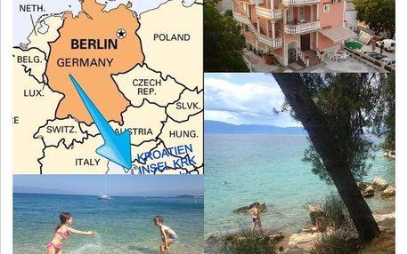 Chorvatsko, Krk: Apartments Ivec