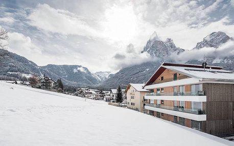 Itálie - Val Gardena - Alpe di Siusi na 6-8 dnů, snídaně v ceně