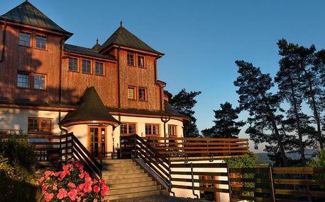 Západočeské lázně: Hotel Vítkova hora