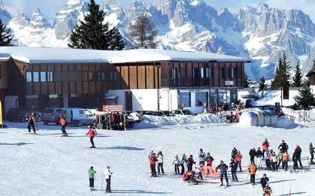 Itálie - Monte Bondone na 8 dnů