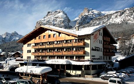 Itálie - Alta Badia na 6-8 dnů, polopenze