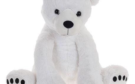 Plyšový lední medvěd, 74 cm